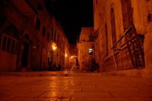 OldCityJerusalemAtNight